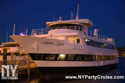 HARBOR LIGHTS YACHT - NYPartyCruise - www.nypartycruise.com - Harbor Lights Yacht