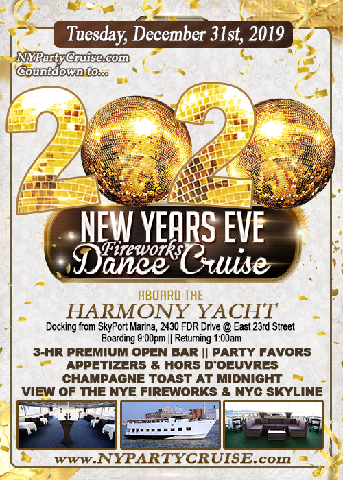 New Year's Eve Dance Cruise