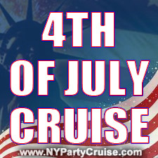 4th of July Cruise - NYParty Cruise - www.nypartycruise.com