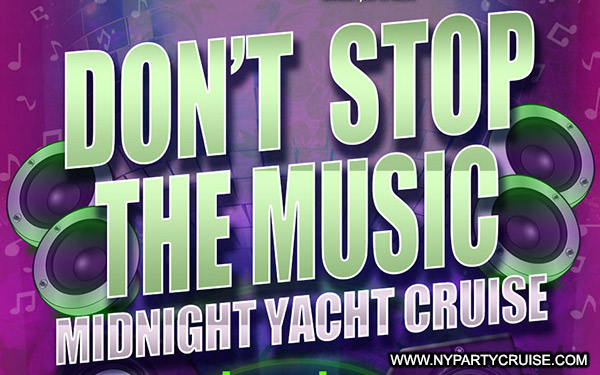JUNE 2ND MIDNIGHT CRUISE - NYParty Cruise - www.nypartycruise.com