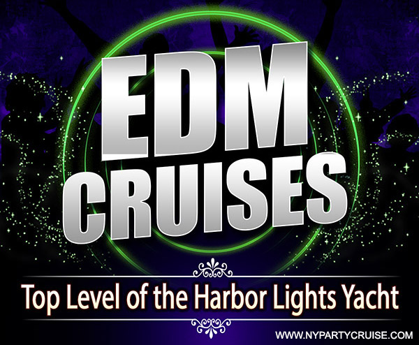 Join us as we transform the top floor of the yacht into an EDM Lounge