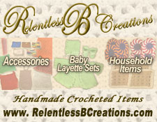 RelentlessB Creations - Handmade crocheted items