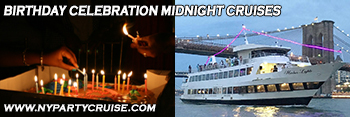 Birthday Packages - NYPartyCruise - www.nypartycruise.com Celebrate Your Birthday on a Midnight Cruise in New York City!