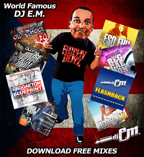 Free CD Download - This House is Filthy by DJ E.M. - www.worldfamousdjem.com