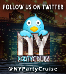 Follow NYPartyCruise on Twitter @NYPartyCruise
