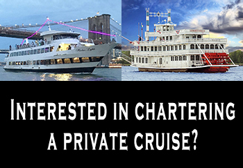 Charter a Private Cruise - NYParty Cruise - www.nypartycruise.com