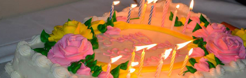 VIP Birthday Packages include cake, reserved tables, free admission for birthday person, & more