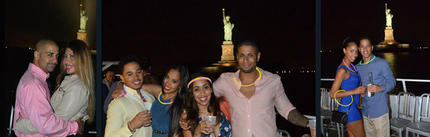 Let the Statue of Liberty be the perfect backdrop for your memories